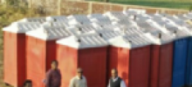 Free Toilet Blocks during Nirmal Waari – Jan 2019